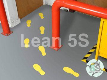 5S Floor marking tapes