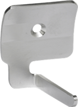 Vikan Wall Bracket 4-6 Products, 395 mm Lean 5S Products UK