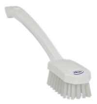 Lobby Dustpan & Brush. Colour Coded Lean 5S Products UK