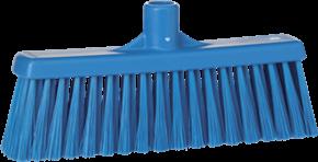 Vikan 3166 Broom w/ Straight Neck Broomhead, 310 mm, Medium, Lean 5S Products UK