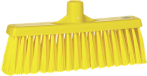 Vikan 3166 Broom w/ Straight Neck Broomhead, 310 mm, Medium,