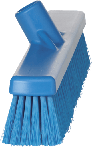 Vikan Food Grade Hygiene Blue Broomhead 410mm, Soft Lean 5S Products UK
