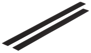 Vikan Replacement hooks for 374118, 25 cm, Black