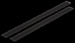 Vikan Replacement hooks for 374218, 40 cm, Black