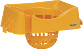 Vikan Wringer f/Mop Bucket, 375018, Yellow Lean 5S Products UK