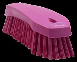 Vikan Hand Washing Brush L, 200 mm, Stiff