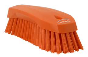 Vikan Hand Washing Brush L, 200 mm, Stiff Lean 5S Products UK