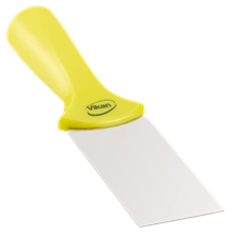 Vikan Stainless Steel Scraper with Threaded Handle, 100 mm