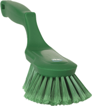 Vikan Ergonomic Hand Brush, 330 mm, Soft/split Lean 5S Products UK