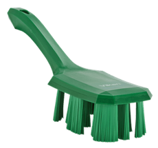 Vikan UST Hand Brush w/short handle, 260 mm, Hard Lean 5S Products UK