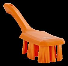 Vikan UST Hand Brush w/short handle, 260 mm, Hard