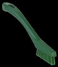Vikan Detail Brush, 205 mm, Very hard