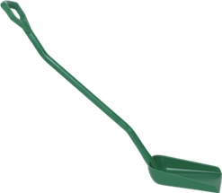 Vikan Ergonomic shovel, 340 x 270 x 75 mm, 1280 mm Lean 5S Products UK