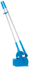 Vikan Dustpan set, closable with broom, 370 mm