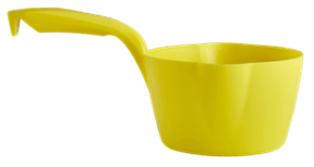 Vikan Round Bowl Scoop, 1 Litre Lean 5S Products UK