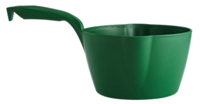 Vikan Round Bowl Scoop, 2 Litre Lean 5S Products UK