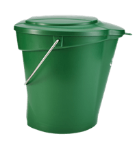 Vikan Hygiene Bucket, 12 Litre Lean 5S Products UK