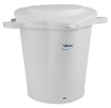 Vikan Hygiene Bucket, 20 Litre Lean 5S Products UK