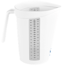 Vikan Measuring jug, 2 Litre Lean 5S Products UK