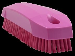 Vikan Hand Brush S / Nailbrush, 130 mm, Hard