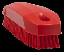 Vikan Hand Brush S / Nailbrush, 130 mm, Hard Lean 5S Products UK