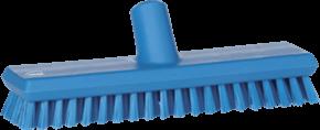 Vikan Deck Scrub, waterfed, 270 mm, Very hard Lean 5S Products UK