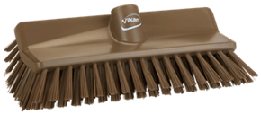 Vikan High-Low Brush head, 265mm, Medium Lean 5S Products UK