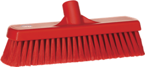 Vikan Washing Brush with Angle adjustment, waterfed, 240 mm, Soft/split Lean 5S Products UK