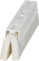 Vikan Replacement Cassette, 250 mm, White Lean 5S Products UK