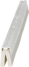 Vikan Replacement Cassette, 600 mm, White Lean 5S Products UK