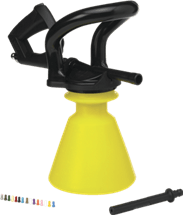 "Vikan Ergo foam sprayer, incl. jet spray, 1/2""(Q), 2.5 Litre Lean 5S Products UK"