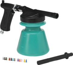 "Vikan Foam sprayer incl. jet spray, 1/2""(Q), 1.4 Litre Lean 5S Products UK"