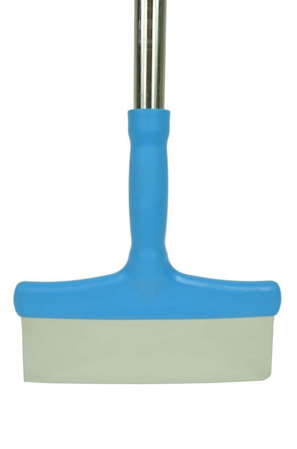 Stainless Steel Scraper with Aluminium Handle Lean 5S Products UK