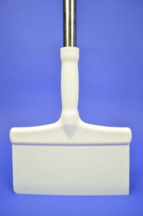 Polypropylene Scraper with Aluminium Handle Lean 5S Products UK