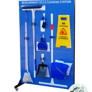 Food Grade Cleaning Station - Vikan Fully stocked Small Lean 5S Products UK