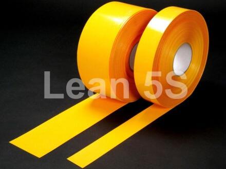 5S Floor Marking Tapes LeanLine Standard