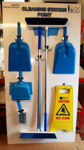 All the colours of the workplace Lean 5S Products UK